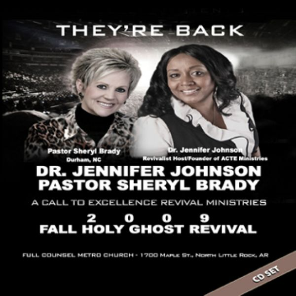 Fall Holy Ghost Revival 2009