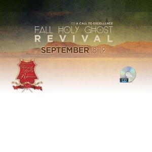2013 Fall Holy Ghost Reviva- CD