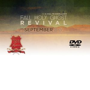 2013 ACTE Fall Holy Ghost Revival DVD