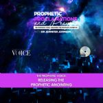 Prophetic Proclamations and Prayers CD on Releasing the Anointing
